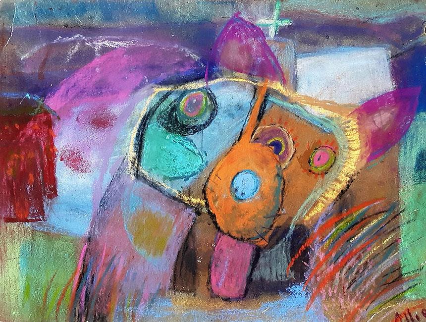 Perro Picasso | Allie Hannah-Rose